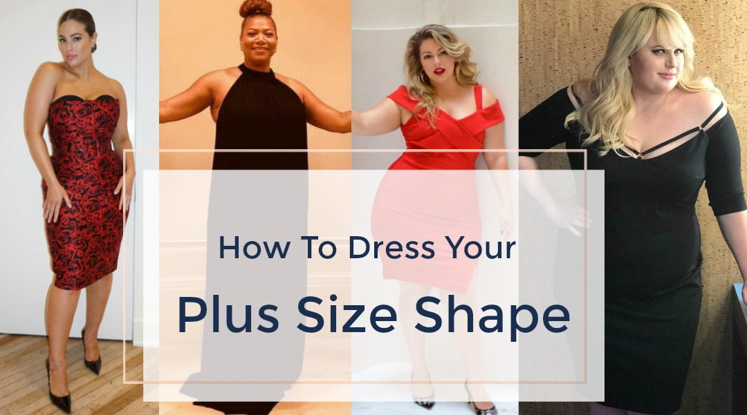 How To Dress Your Body Type When You\'re Plus Size | Stylish ...