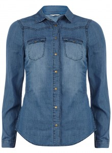 Dorothy Perkins Denim Toip