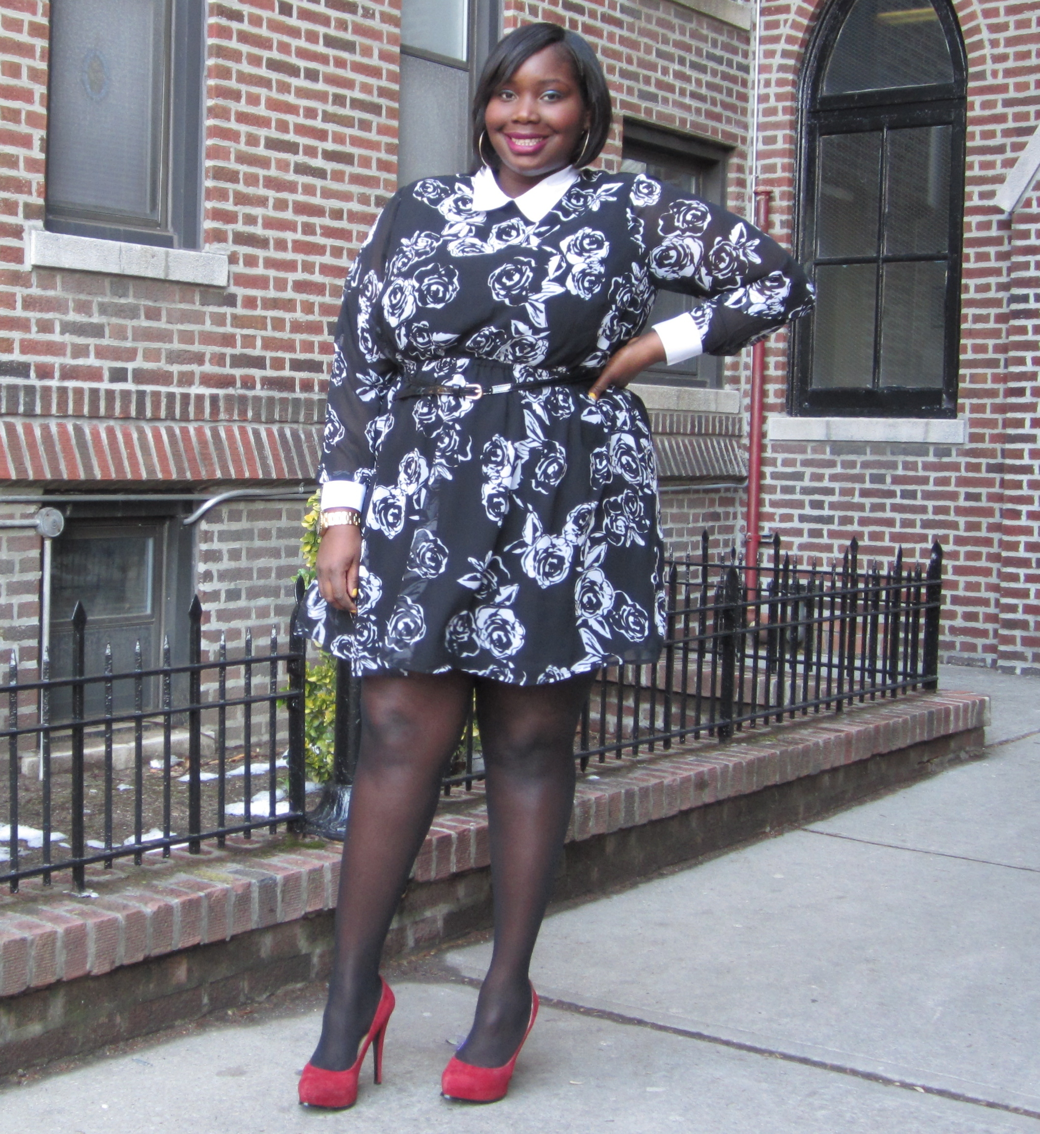 73be2dee8f WHAT I WORE TO FASHION WEEK 2013  BOLD FLORAL PRINTS