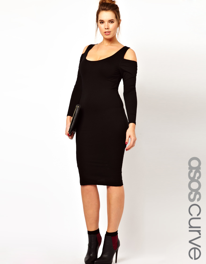 Classic Plus Size Style The Little Black Dress Stylish Curves
