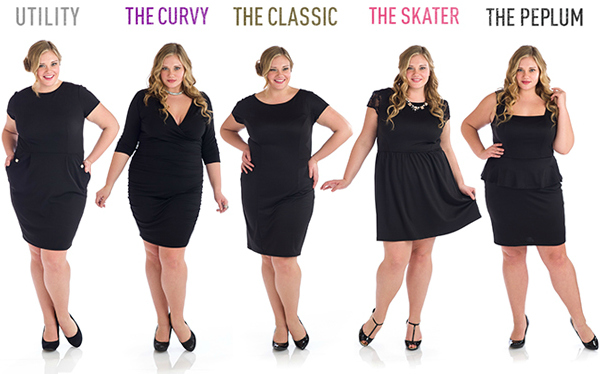 Plus size Stylish Clothing - Plus Size Maternity Clothes on a
