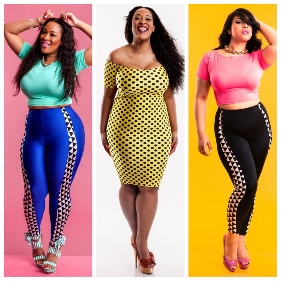 RUE 107 NOW OFFERS PLUS SIZES | Stylish Curves80s Clothes For Black Women