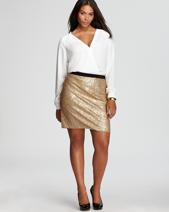 5 SPRING PLUS SIZE DRESSES WE LOVE FROM BLOOMINGDALE\'S, PLUS GET 20 ...