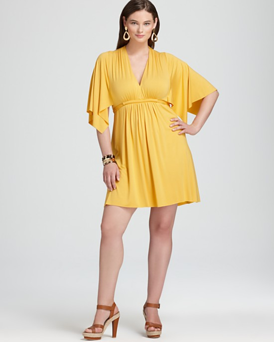 5 SPRING PLUS SIZE DRESSES WE LOVE FROM BLOOMINGDALE\'S, PLUS GET ...