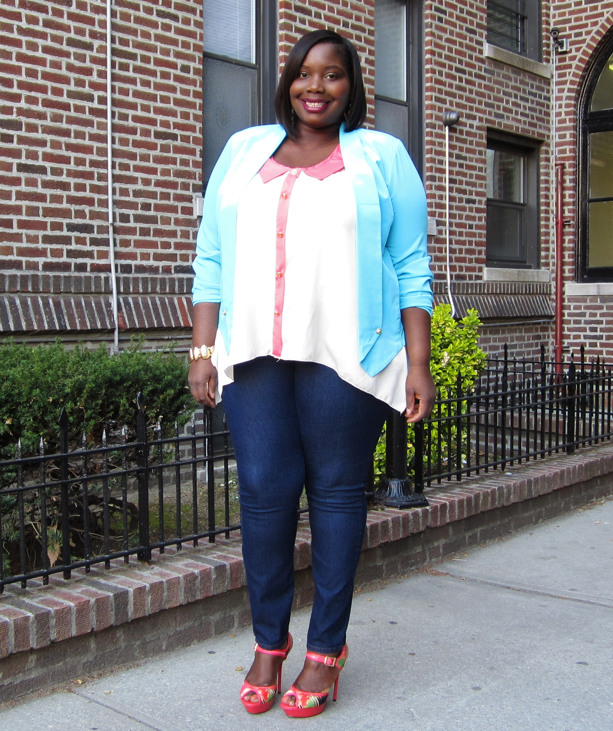 zulily plus size sale event featuring analogy | stylish curves