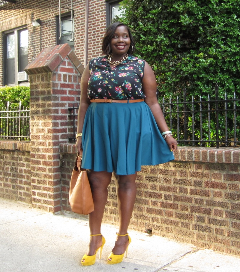 style journey: plus size tops from zulily | stylish curves