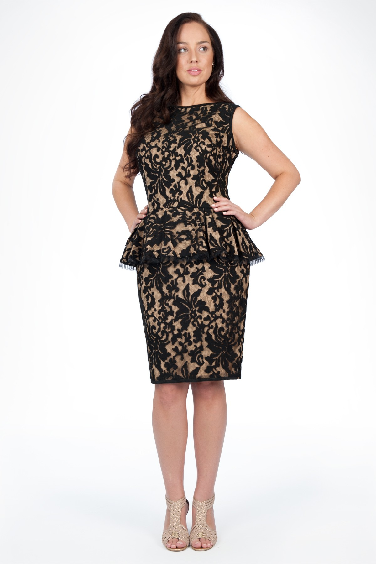 Designer Plus Size Cocktail Dresses - Evening Wear