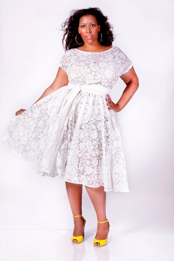 Jibri Releases New Plus Size Summer Dresses And Skirts Stylish Curves
