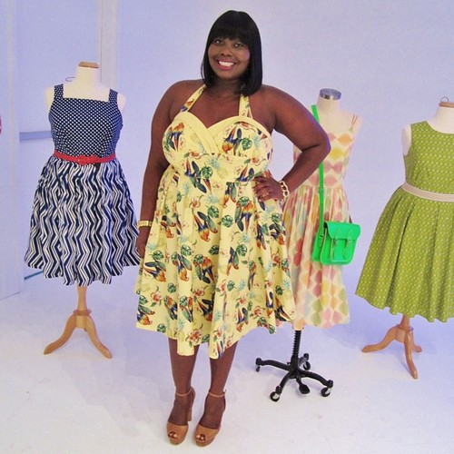 MODCLOTH REVEALS THEIR NEW PLUS SIZE PRIVATE LABEL | Stylish Curves