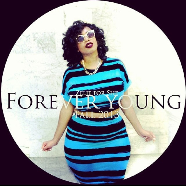 5517715f9af ZELIE FOR SHE LAUNCHES THE FOREVER YOUNG COLLECTION