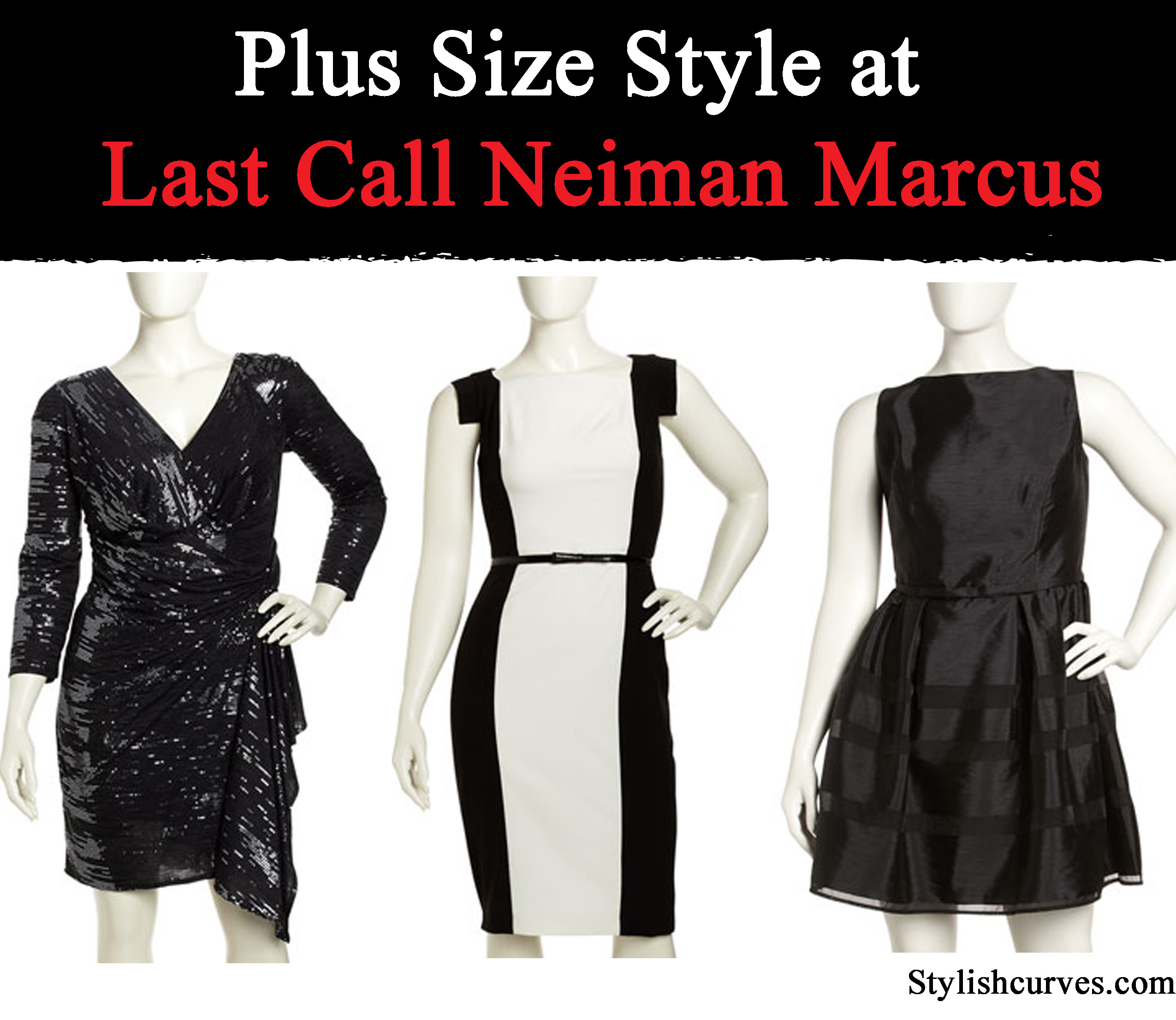LAST CALL NEIMAN MARCUS ADDS PLUS SIZE DESIGNERS | Stylish ...