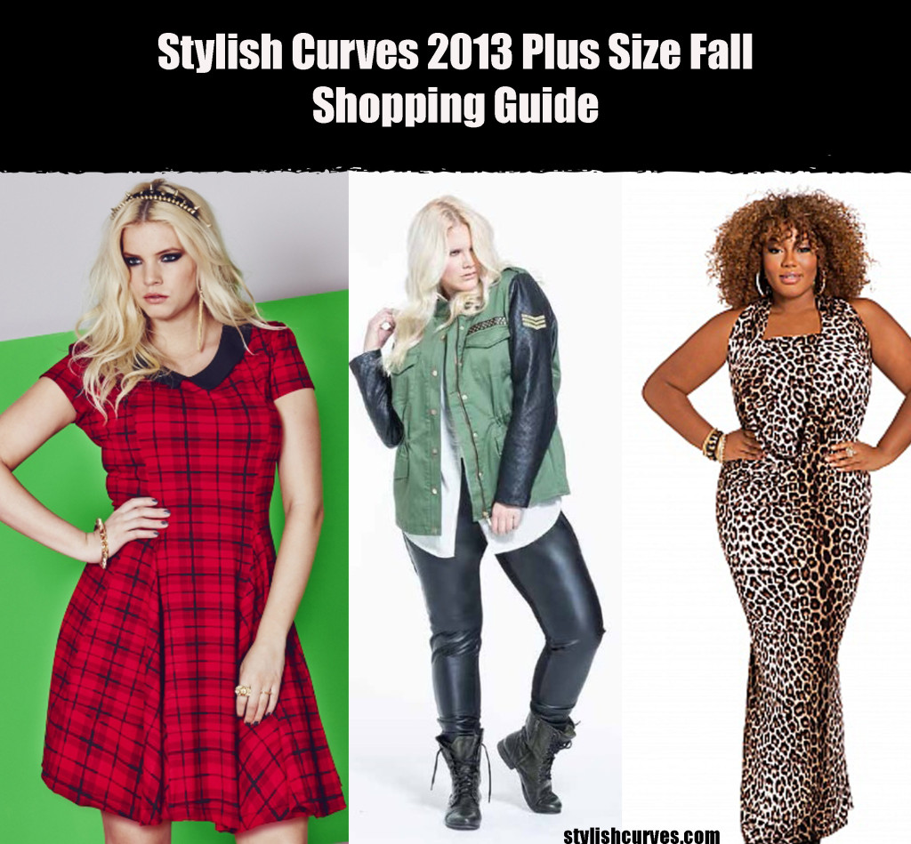 STYLISH CURVES 2013 PLUS SIZE FALL SHOPPING GUIDE ...