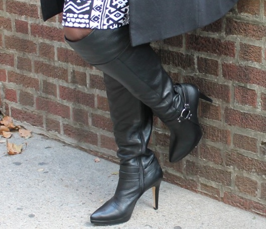 WIDEWIDTHS.COM ROS HOMMERSON OVER THE KNEE BOOTS | Stylish Curves