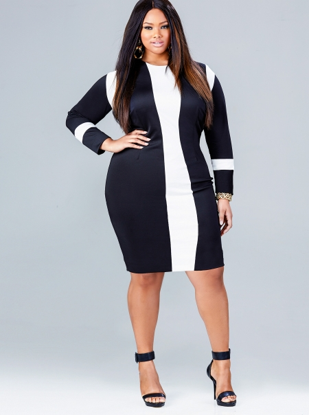 Designer plus size dresses
