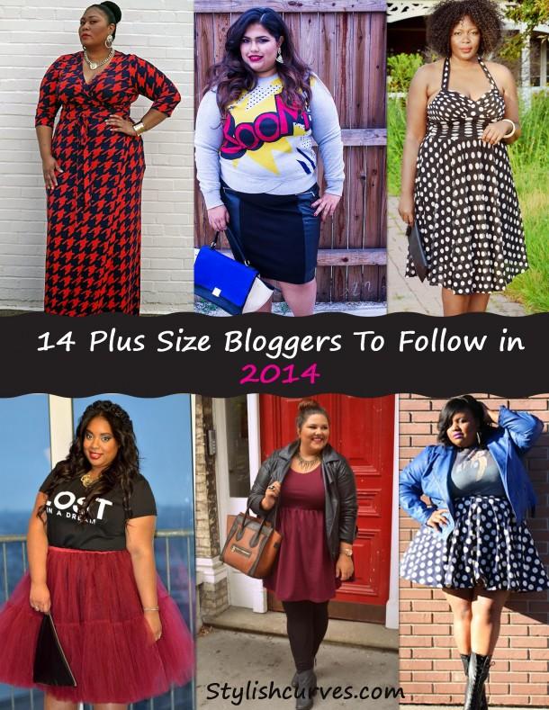 Plus Size Bloggers :: Stylish Curves