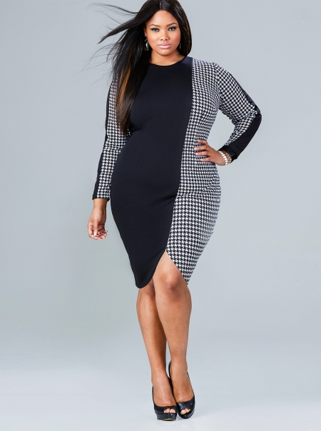 Monif C Unveils Her Latest Collection Of Plus Size Dresses