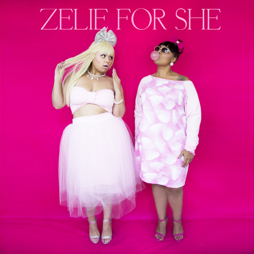 zelie for she launches her latest barbie inspired collection for plus size women