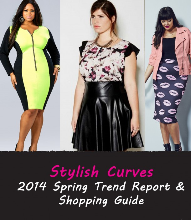 STYLISH CURVES 5TH ANNUAL PLUS SIZE SPRING TREND REPORT ...