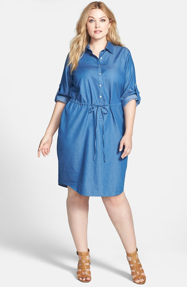 WORKWEAR WEDNESDAY: TAKE ON CASUAL FRIDAY WITH PLUS SIZE ...