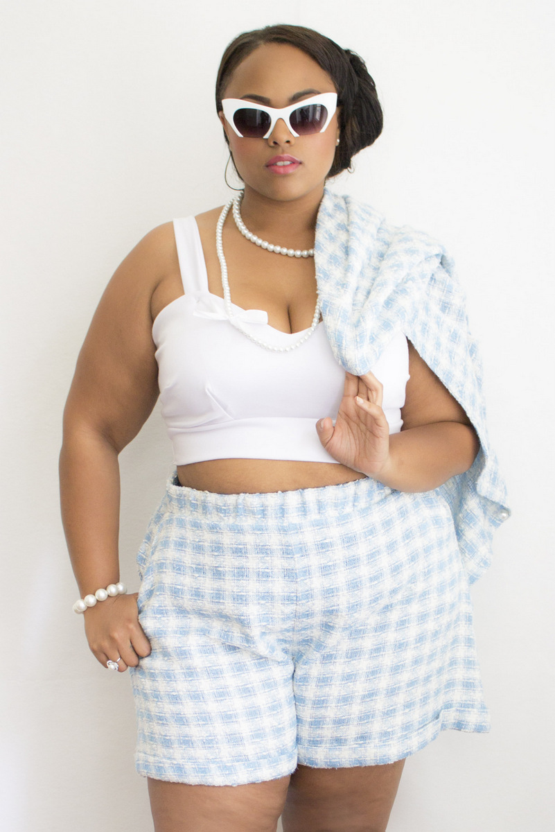 SHOP ZELIE FOR SHE 2014 SPRING PLUS SIZE COLLECTION | Stylish Curves