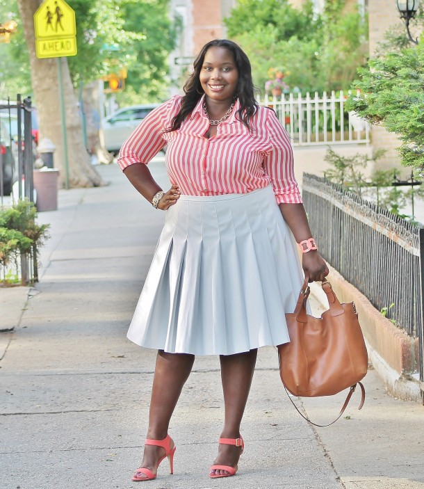 Real Talk Should Plus Size Women Always Dress For Their