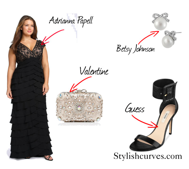 Plus Size: What to Wear To a Summer Wedding | Stylish Curves