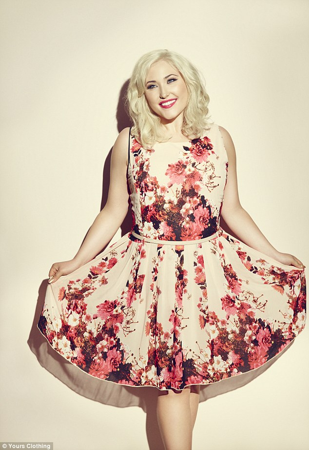 PLUS SIZE FASHION NEWS: HAYLEY HASSELHOFF FOR YOURS CLOTHING ...