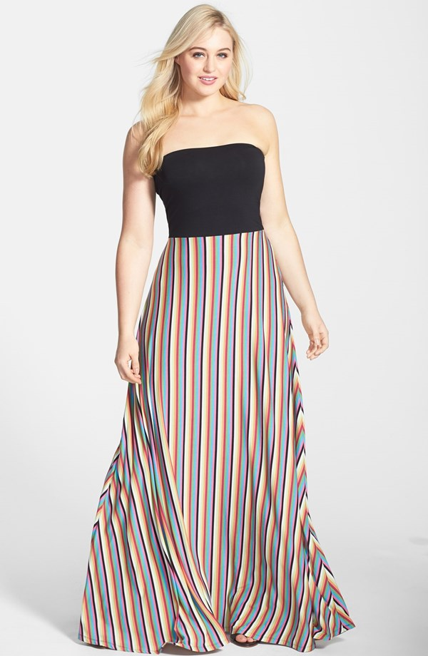 10 VACATION WORTHY PLUS SIZE MAXI DRESSES THAT WE LOVE | Stylish Curves