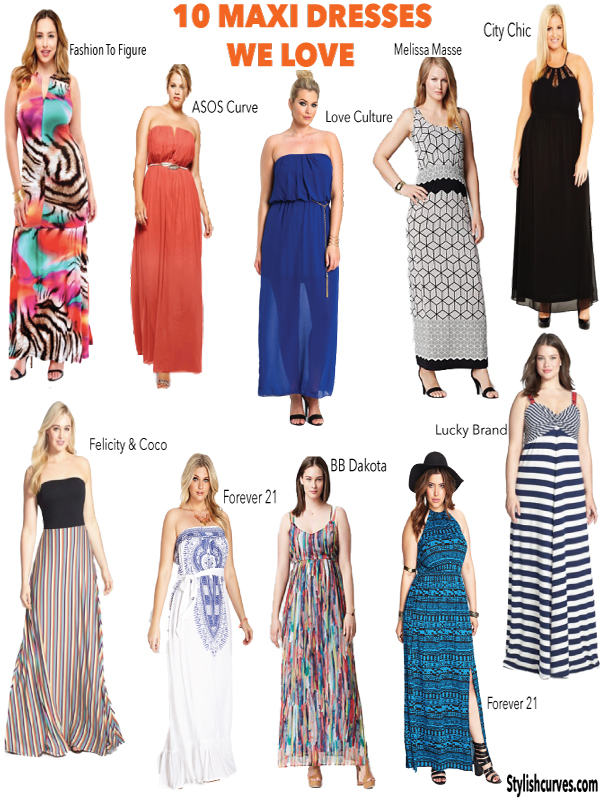 10 Vacation Worthy Plus Size Maxi Dresses That We Love Stylish Curves