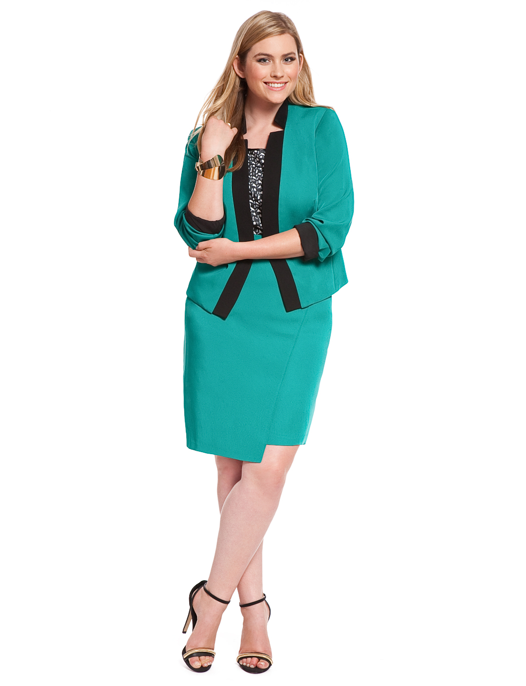 Women Teal Clothes