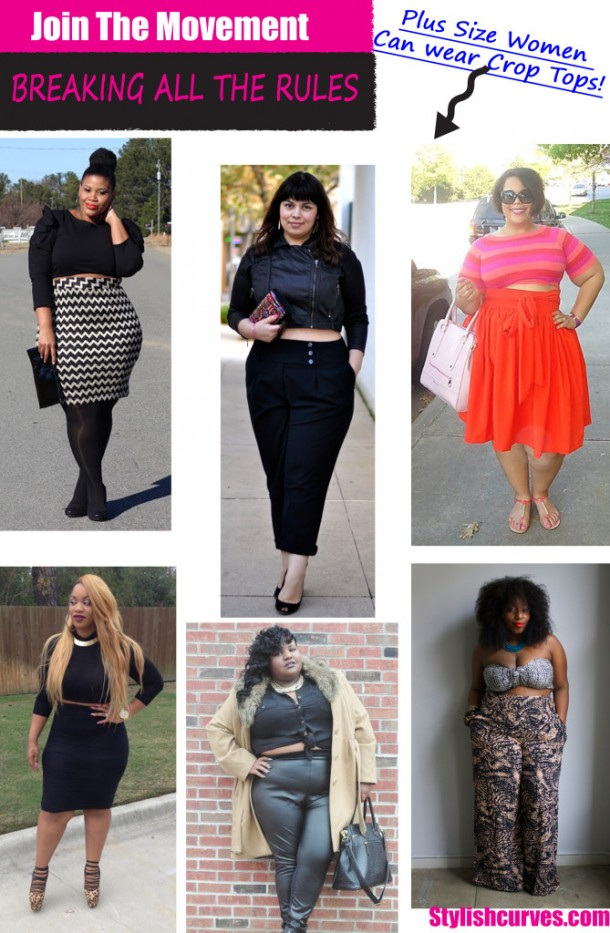 (REAL TALK) Should Plus Size Women Always Dress For Their ...