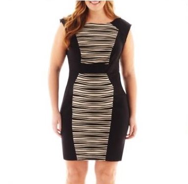 Work Wear Wednesday 5 Fall Office Chic Plus Size Dresses