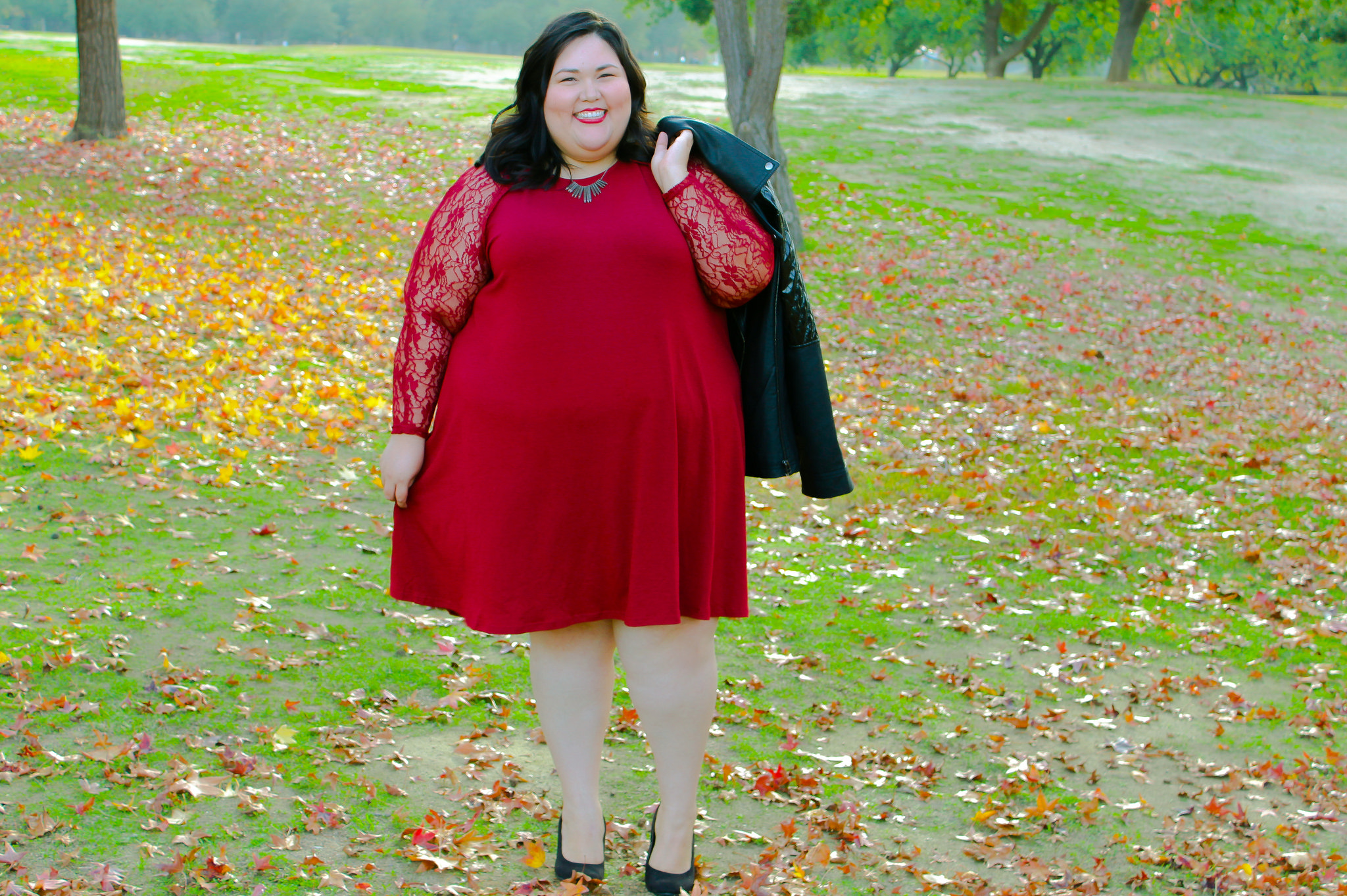 5 Fabulous Plus Size Looks For The Holidays #HolidayCurves ...
