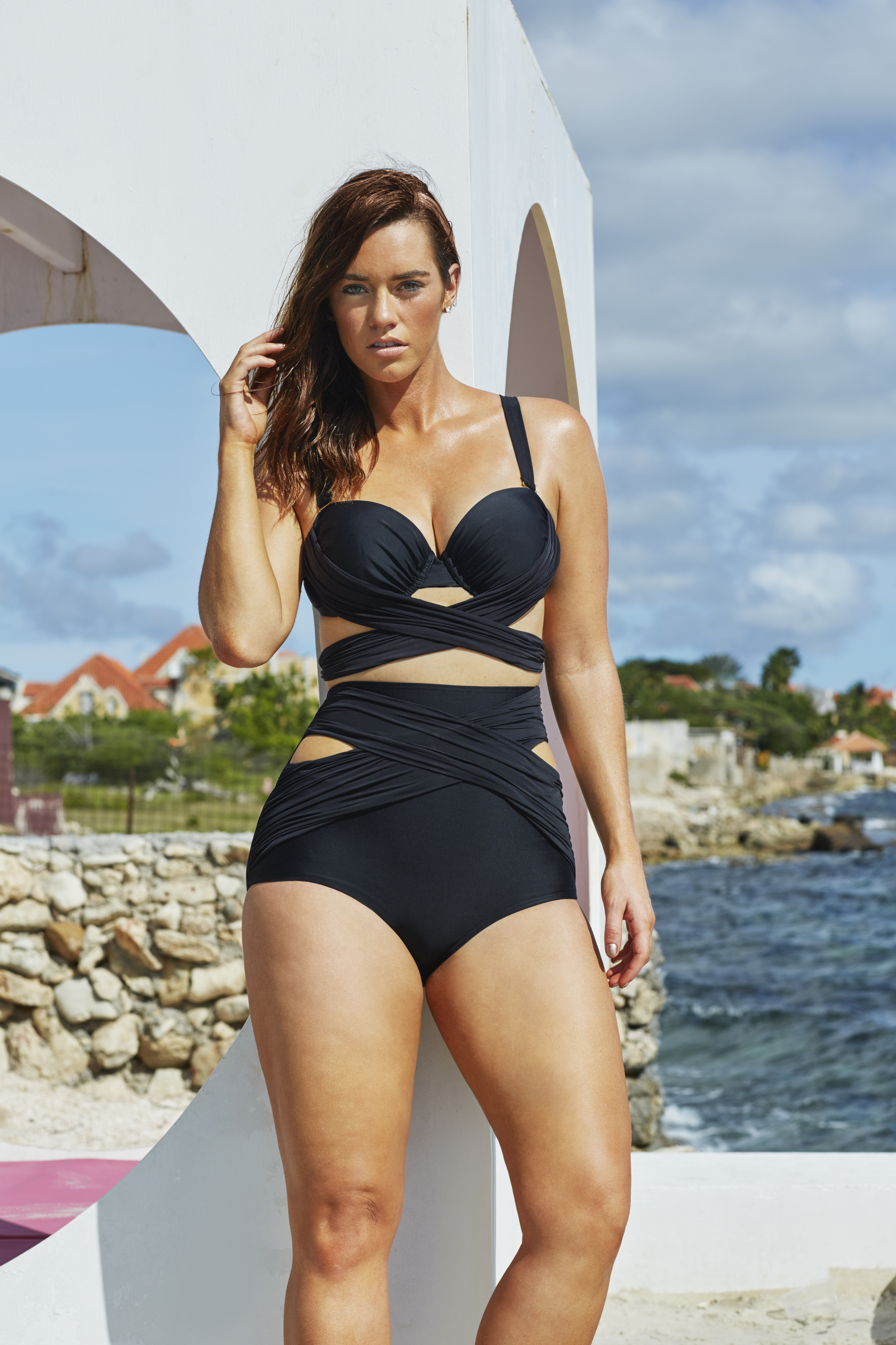 f52efd20f32b1 Blogger Gabifresh Unveils Her Latest Swimsuit Collection With ...