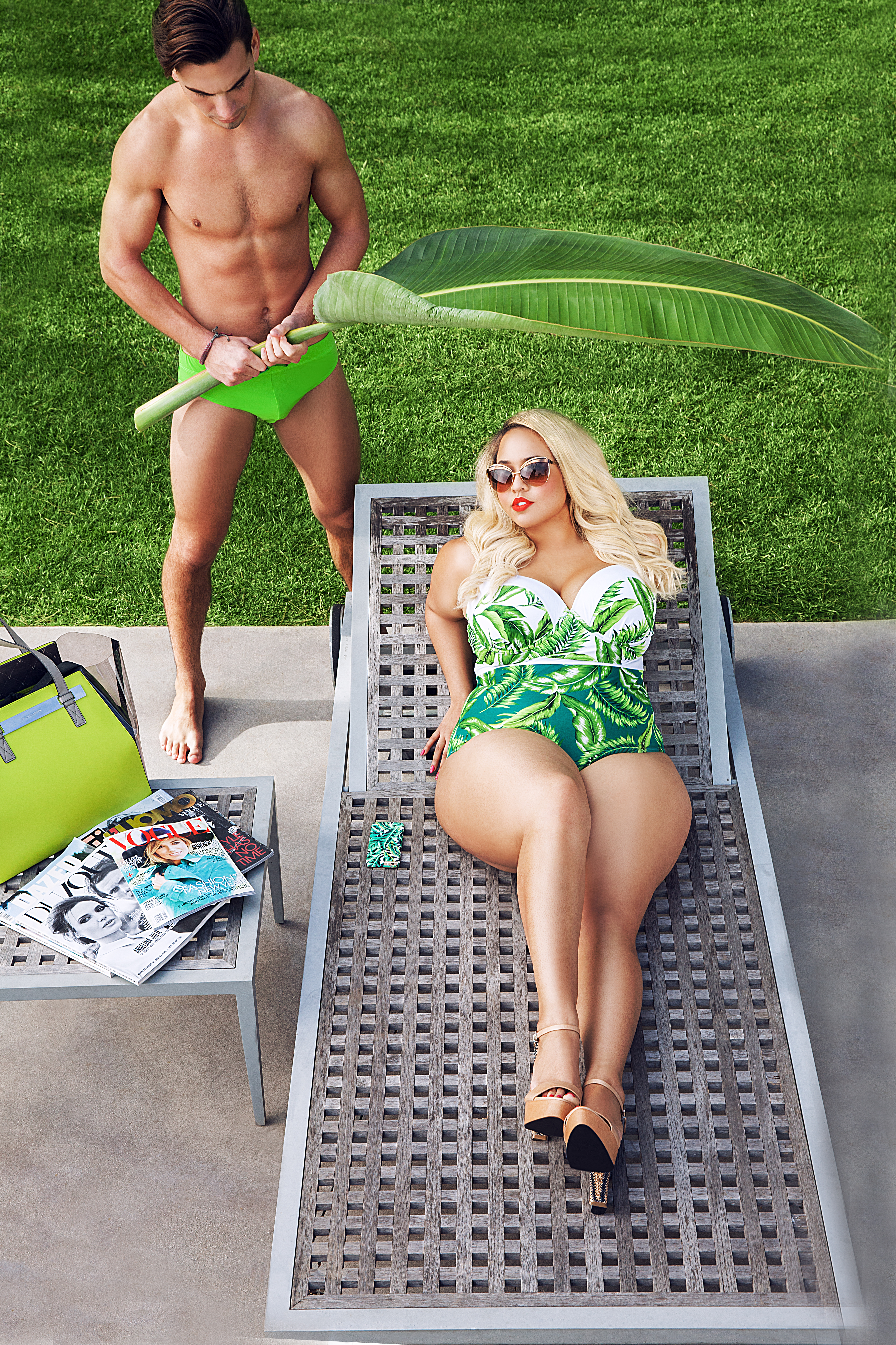 c5637117dd081 Blogger Gabifresh Unveils Her Latest Swimsuit Collection With Swimsuits For  All