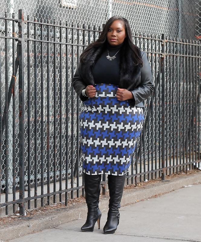 Watch - Waist high plus size skirts video