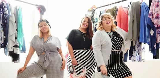 Target Launches New Plus Size Line Ava & Viv With Plus Size Bloggers