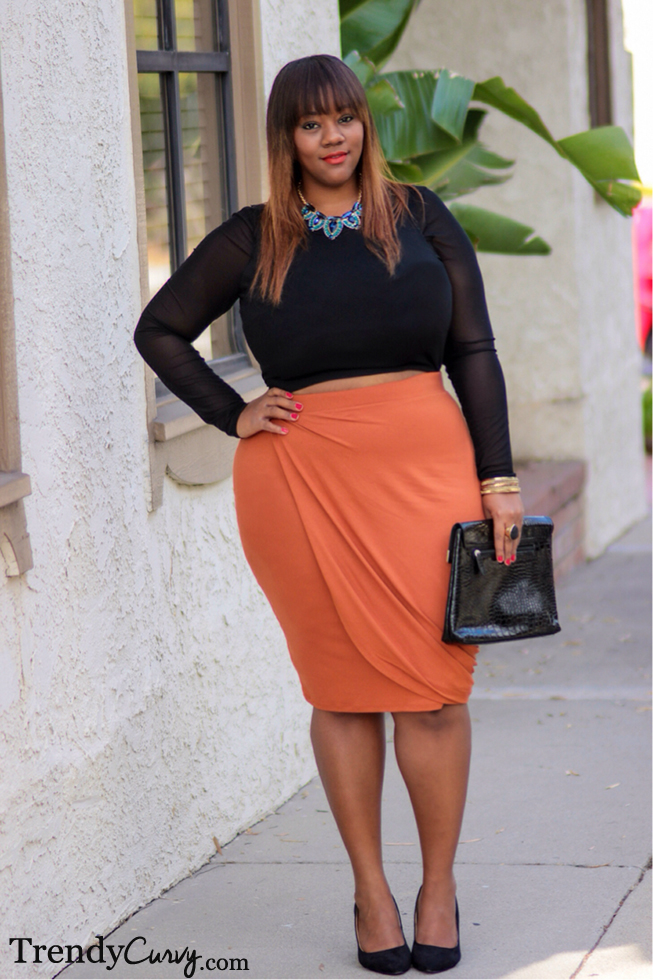 Trendy Fashionable 11 13 Year Old Ethnic Multi Cultural: 25 Plus Size Bloggers To Follow On Instagram In 2015