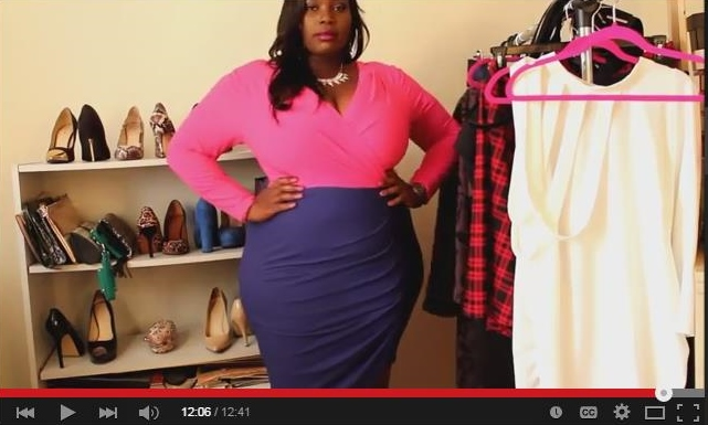 b4da7d08679fbf Shopping With Alissa  A Plus Size Fashion Haul (Video)