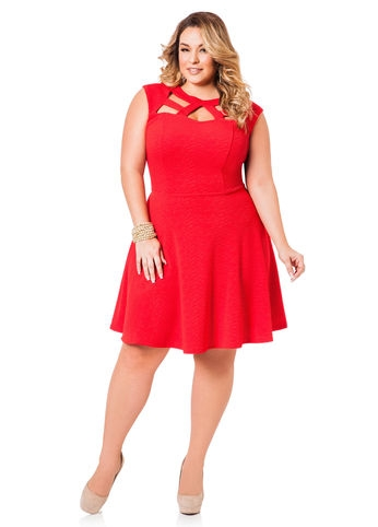 10 Red And Black Valentine S Day Plus Size Dresses That Will Make