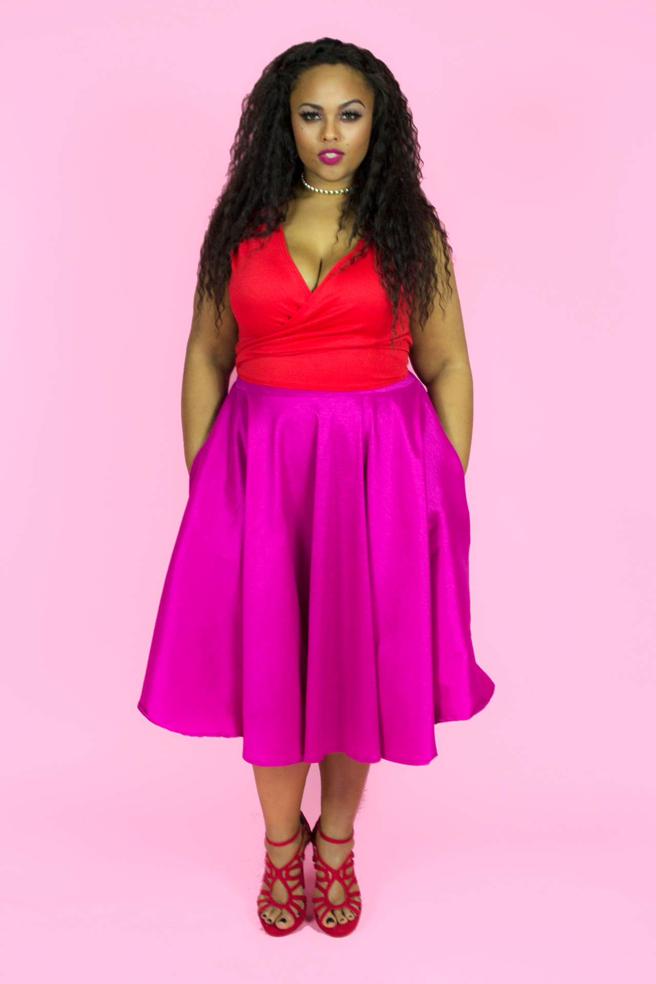 Zelie For She's Latest Plus Size Collection Is All About ...