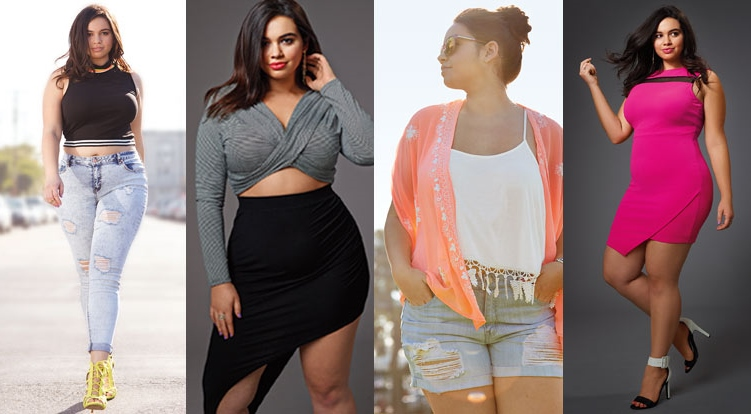 say what! charlotte russe finally has a plus size line and they're