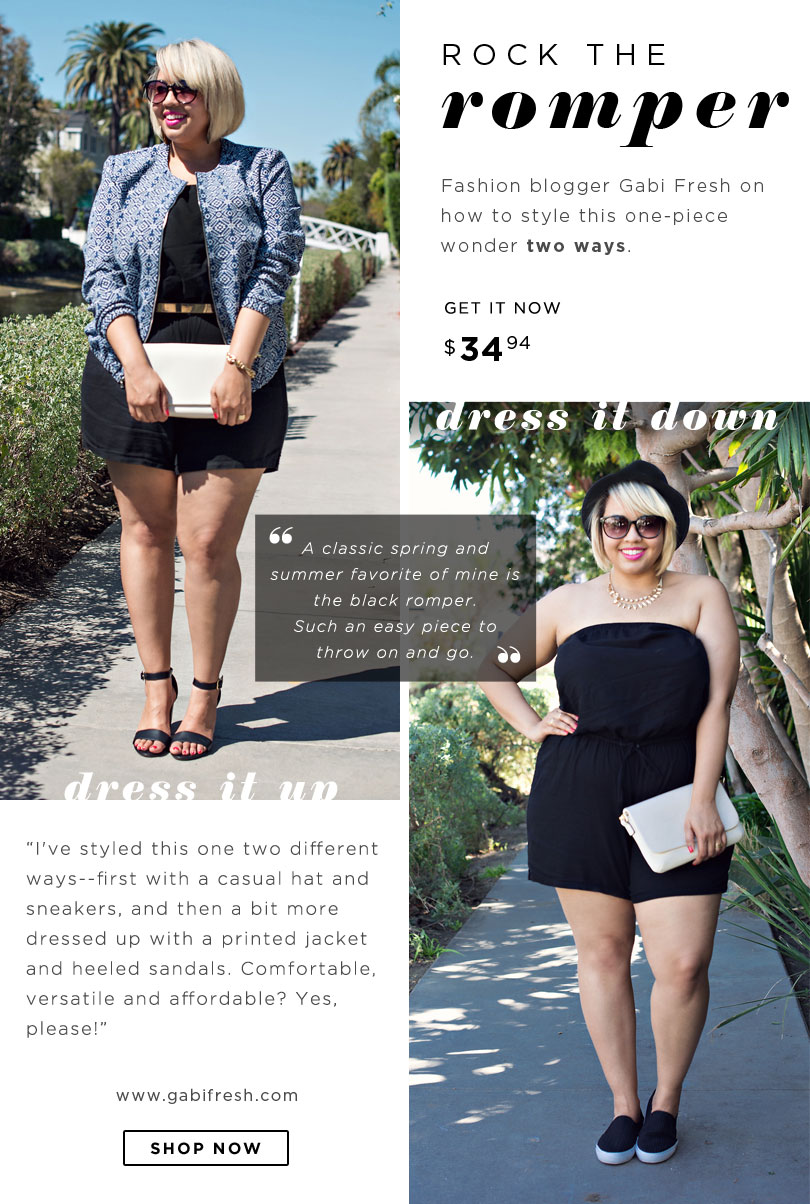 424da67e3062 Old Navy Has Stepped Up Their Plus Size Style And They Tapped Plus ...