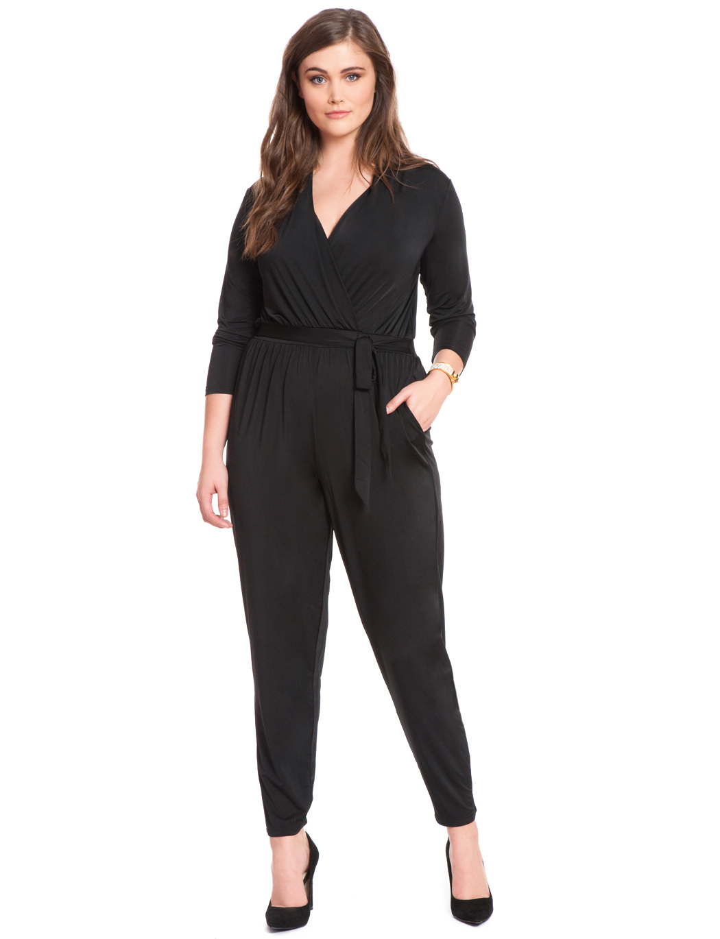 12 Plus Size Jumpsuits Perfect For Your Body Type ...