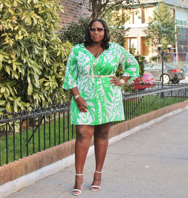 Turning Things Around In Lilly Pulitzer For Target Plus Size ...