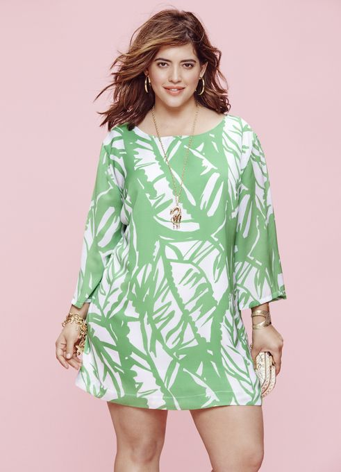 We Are Loving These Plus Size Looks From Target's Lily Pulitzer Collection
