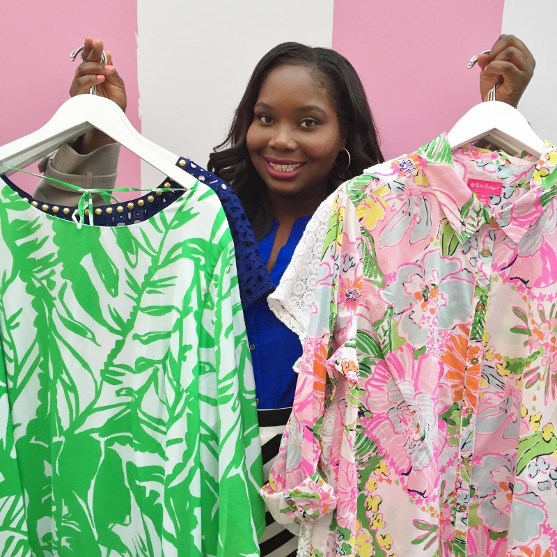 video) my thoughts and review of the lilly pulitzer for target