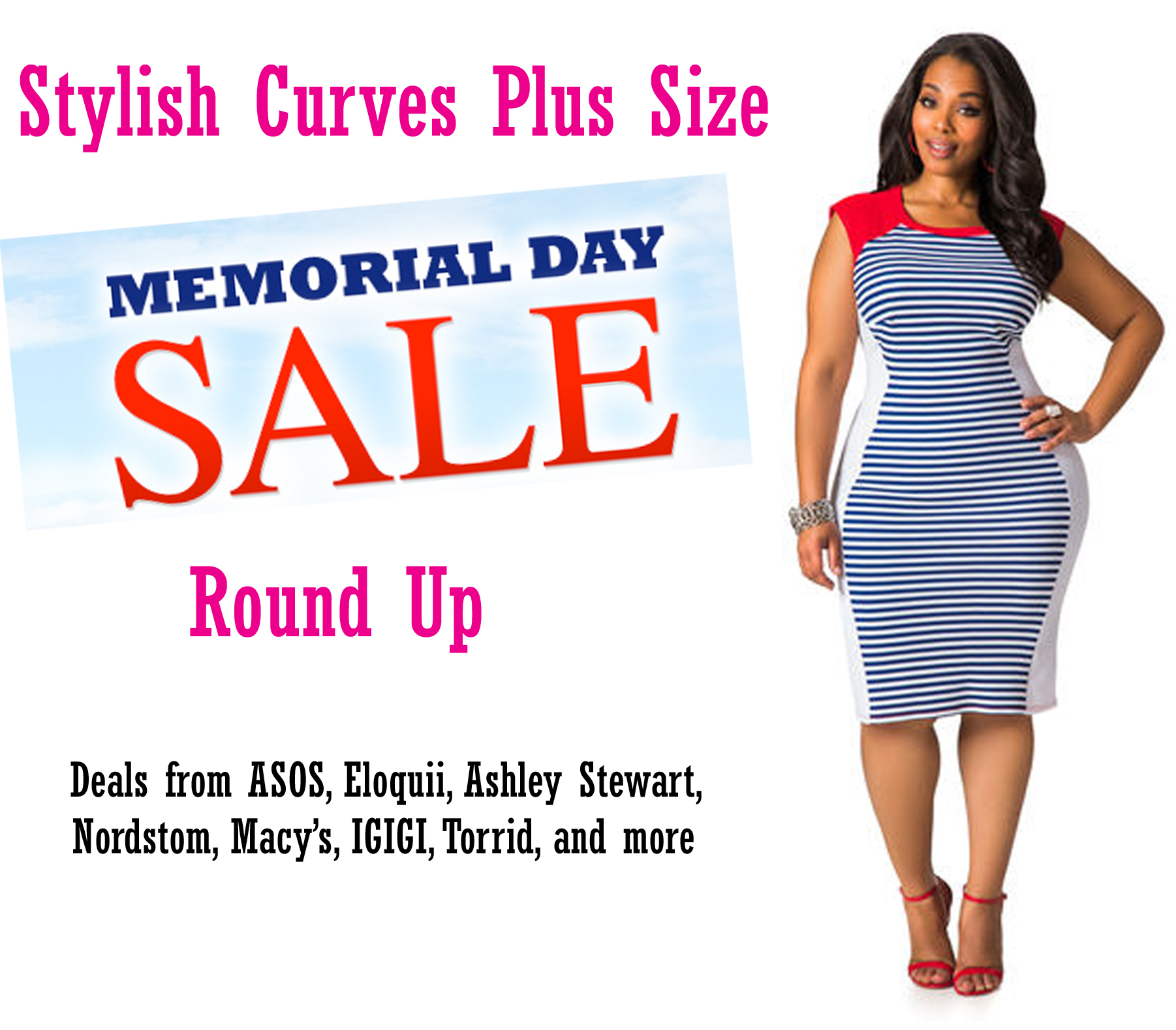 Stylish Curves Plus Size Memorial Day Weekend Sale Roundup