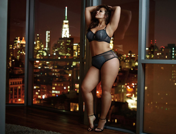 4e77d25de6 Ashley Graham Addition Elle plus size Lingerie Collection