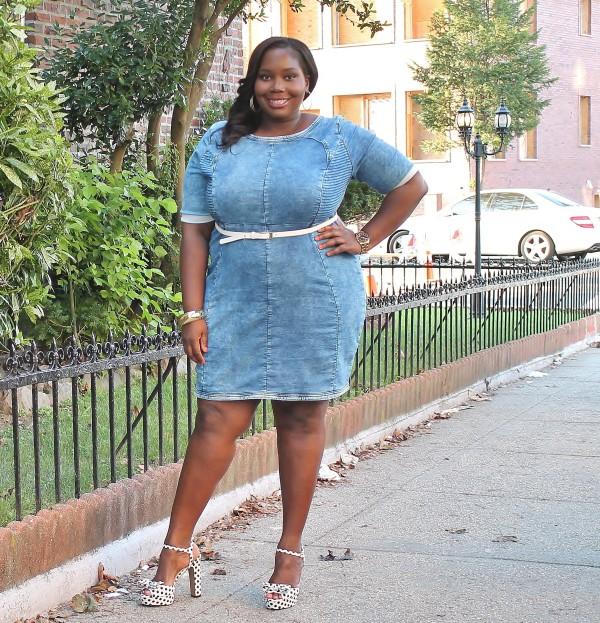 Cheap Plus Size Denim Dresses – Fashion dresses